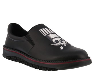 Spring Step Professional Men's Leather Clogs -Power-Knives