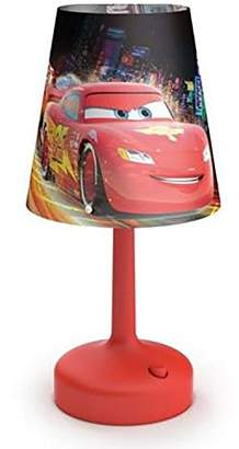 Phillips Philips Disney Cars Kids Table Lamp with Shade