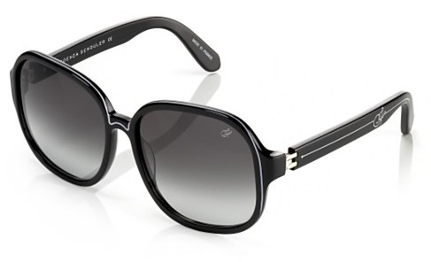Proenza Schouler Oversized Square Sunglasses, Black