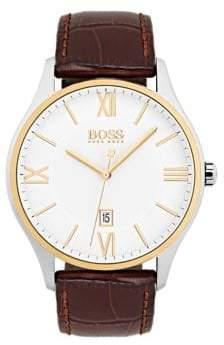 HUGO BOSS Classy Stainless Steel Watch