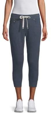 Camden Cotton Capri Pants