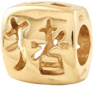 Bea Yuk Mui Prerogatives 14K Yellow Gold-Plated Sterling Chinese Luck Bead