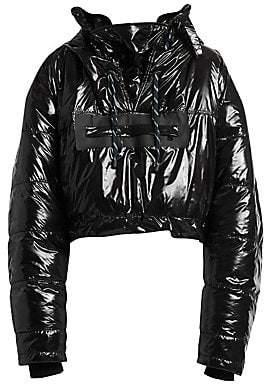 Maison Margiela Women's Cropped Puffer Coat