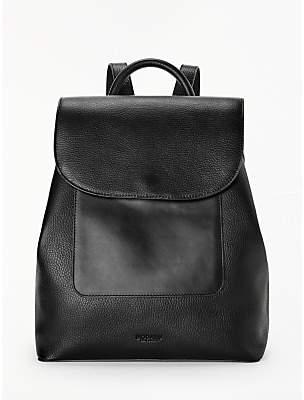 Modalu Alice Leather Backpack, Black
