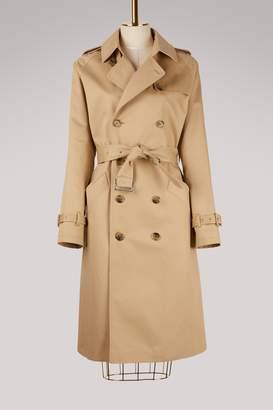 A.P.C. Greta trench coat