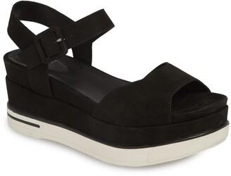Eileen Fisher Brey Platform Sandal