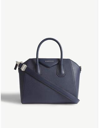 452b811c3855 at Selfridges · Givenchy Black Modern Antigona Leather Tote Bag