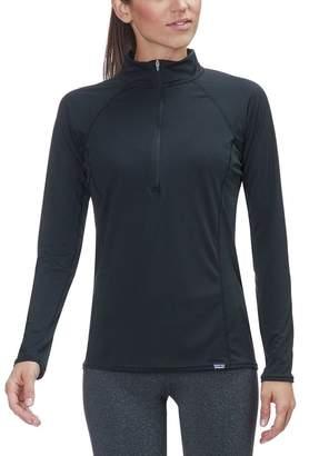 Patagonia Capilene Lightweight Zip-Neck Shirt - Women's