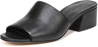 Vince Karissa Leather Slide Sandal
