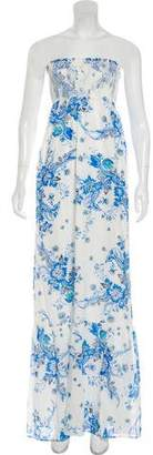 ALICE by Temperley Strapless Maxi Dress w/ Tags