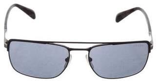 Prada Rectangle Frame Sunglasses