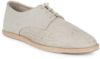 Billy Reid Men's Leather Lace-Up Shoes