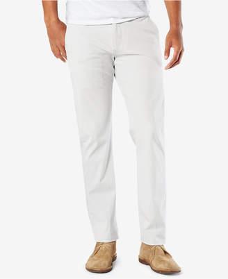 Dockers Men Alpha Slim Tapered Fit Smart 360 Flex Khaki Stretch Pants