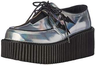 Demonia Women's Cre218/shg-bvl Fashion Sneaker