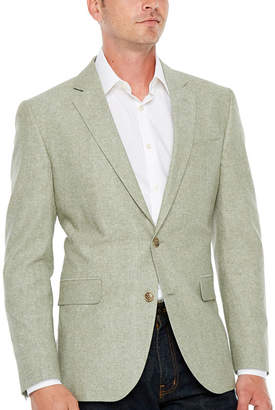 STAFFORD Stafford Linen Cotton Sport Coats - Slim Fit