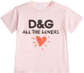 Dolce & Gabbana All The Lovers T-Shirt