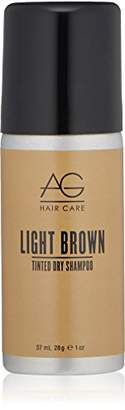 AG Hair Dry Shampoo Light Brown Style Refresher And Root Touch-Up