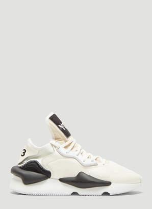 Y-3 Y 3 Kaiwa Sneakers in White