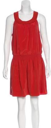 Alexander Wang Sleeveless Mini Dress