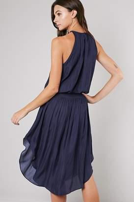 Do & Be Sleeveless Smocked Dress