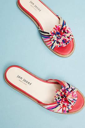 Jon Josef Pommed Slide Sandals
