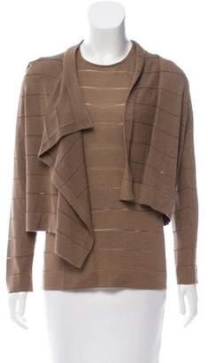 Akris Punto Cashmere & Silk Cardigan Set