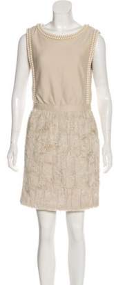 Disaya Sleeveless Mini Dress Sleeveless Mini Dress