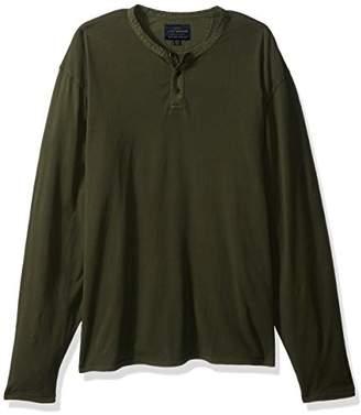 Lucky Brand Men's Saturday Stretch Henley Shirt