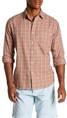 Faherty Ventura Trim Fit Shirt