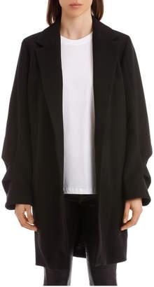 Victoria Beckham Tuck Sleeve Coat