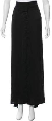 A.L.C. High-Low Maxi Skirt
