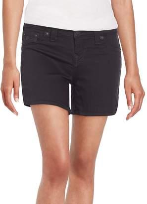 True Religion Women's Basic Denim Shorts