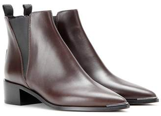 Acne Studios Jensen leather ankle boots