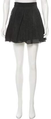 Ksubi Suede Mini Skirt w/ Tags