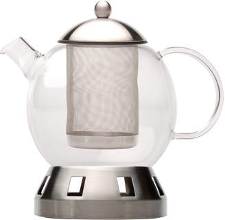 Berghoff Stainless Steel/Glass Teapot - 5.5 cups
