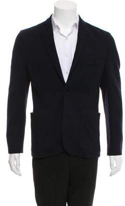 Acne Studios Deconstructed Two-Button Blazer