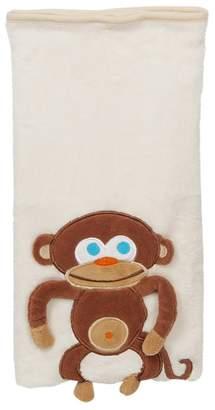 Sozo Monkey Snuggle Fleece Blanket (Baby)