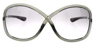Tom Ford Whitney Gradient Sunglasses