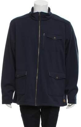 Filson Zip-Up Sweater Jacket