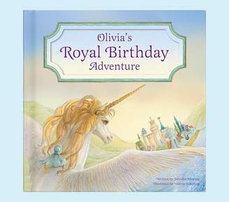 Pottery Barn Kids My Royal Birthday Adventure - Unicorn