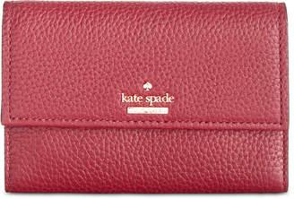 Kate Spade Jackson Street Meredith Pebble Leather Wallet