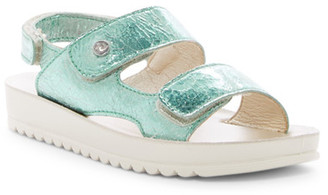 Naturino Lam Crackle Sandal (Toddler & Little Kid) $69.95 thestylecure.com