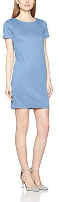 Vila CLOTHES Women's Vitinny New S/s Noos Dress,(Manufacturer Size: Medium)