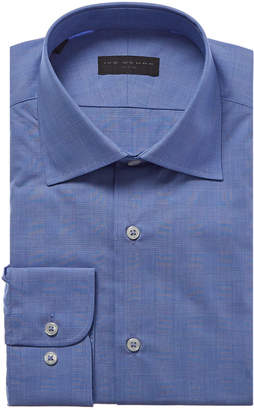 Ike Behar Classic Fit Dress Shirt