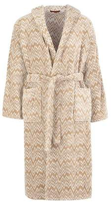 Missoni Home Towelling dressing gown