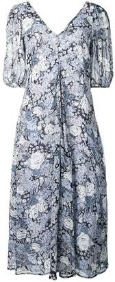 Ganni Heather floral dress