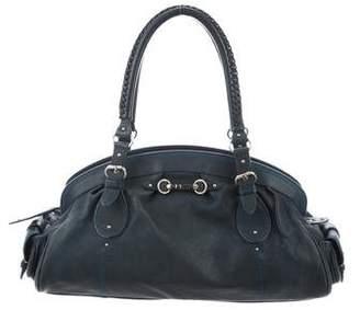 Christian Dior Leather Frame Bag