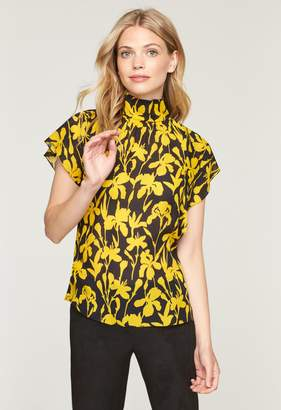 SIA MillyMilly Iris Print Top