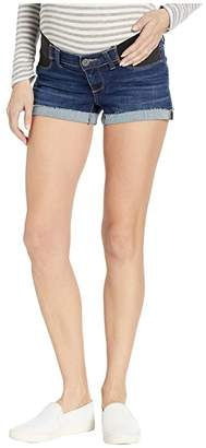 Paige Jimmy Jimmy Shorts w/ Elastic Insests in Enchant