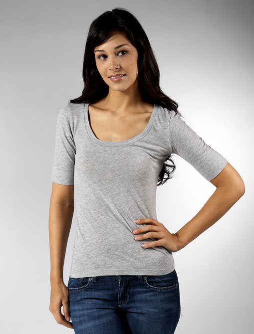 C&C California Scoop Neck Vavoom Shirt